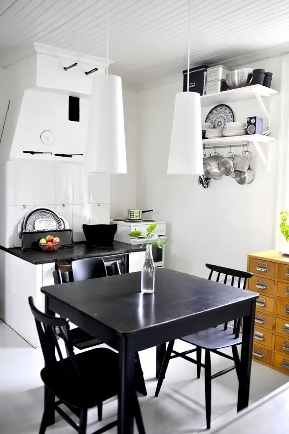 45 Creative Small Kitchen Design Ideas | DigsDigs on Tiny Kitchen Remodel Ideas  id=54779