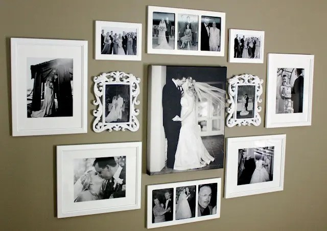 Creative Ways To Display Your Photos On The Walls Digsdigs