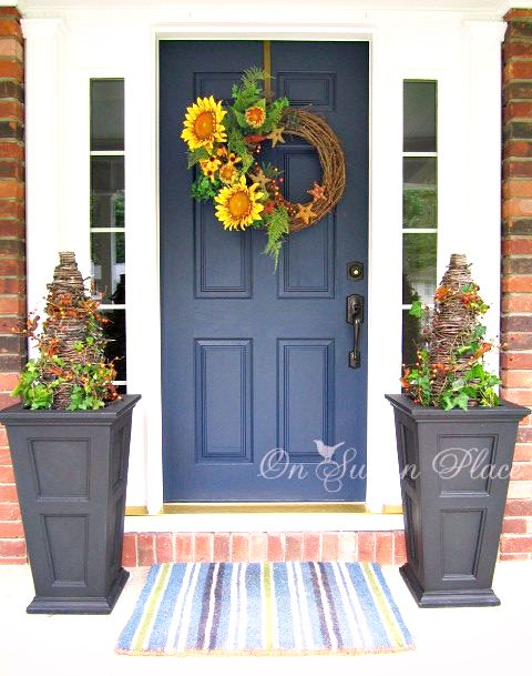 title | Diy Fall Front Door Decor