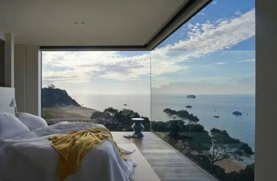 25 daring glass bedroom design ideas - home decoration