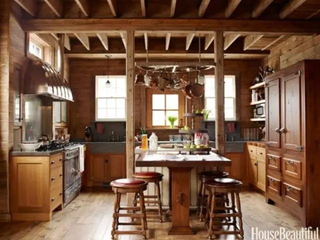 39 Dream Barn Kitchen Designs | DigsDigs on Rustic:rkh3E0Gkuju= Farmhouse Kitchen Ideas  id=59449