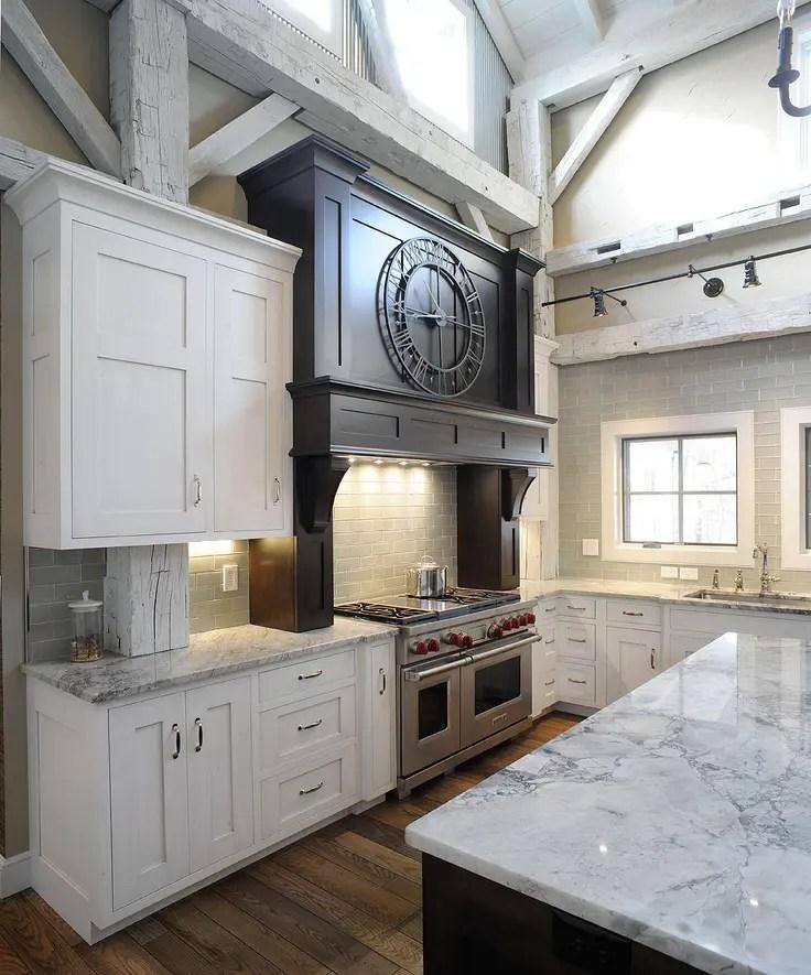 39 Dream Barn Kitchen Designs DigsDigs