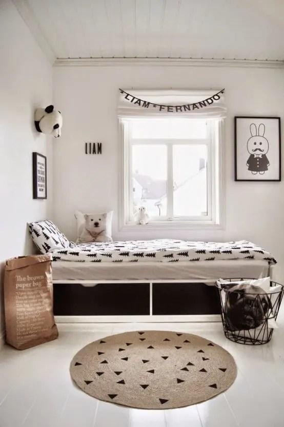 31 Dreamy And Soft Scandinavian Kids Rooms Dcor Ideas