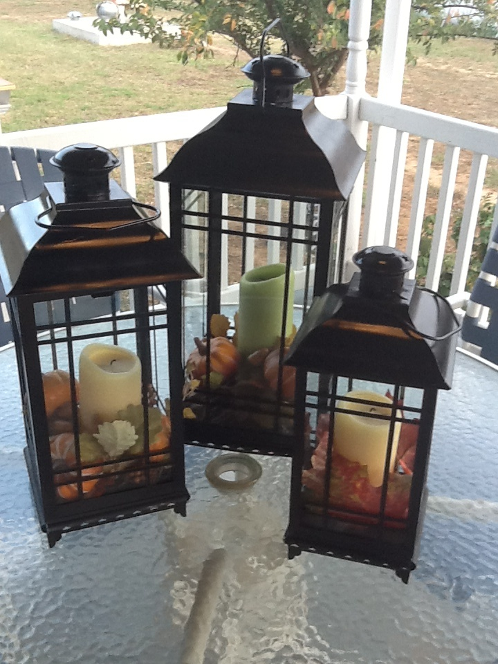 50 Fall Lanterns For Outdoor And Indoor D Cor Digsdigs Of Outdoor     Outdoor Decorating With Lanterns Of 50 Fall Lanterns For Outdoor And Indoor  D Cor Digsdigs