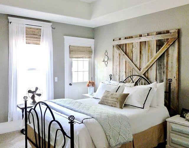 37 Farmhouse Bedroom Design Ideas that Inspire   DigsDigs on Bedroom Farmhouse Decor  id=33748