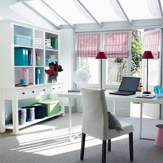 Whether you prefer barely there hues or are ready to amp up the drama in your bedroom, we have pai. 25 Home Office Décor Ideas To Bring Spring To Your