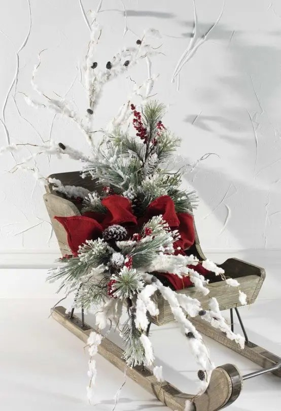 33 Creative And Fun Sleigh D 233 Cor Ideas For Christmas