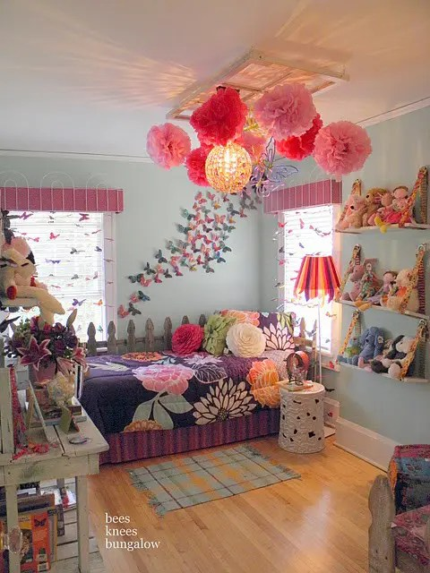 25 Fun And Cute Kids Room Decorating Ideas - DigsDigs on Cheap:l2Opoiauzas= Bedroom Ideas  id=94386