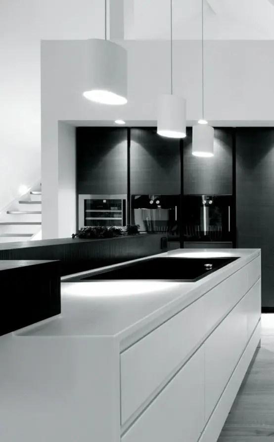 Beautiful Small White Kitchens