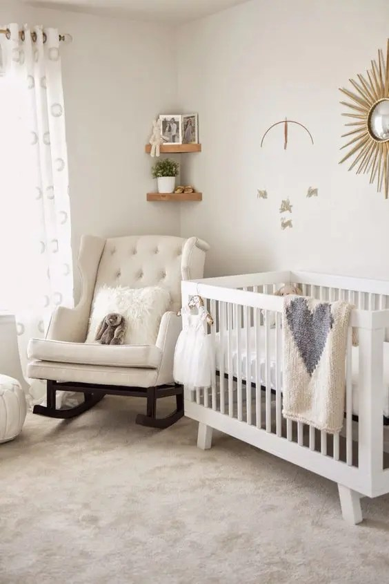 Baby Room Decor Ideas Neutral