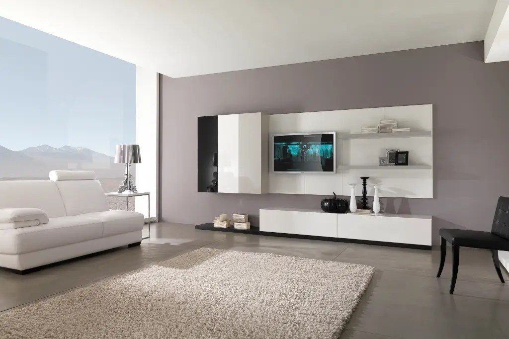 We may earn commission on some of the items you choose to buy. Modern Black and White Furniture for Living Room from ...