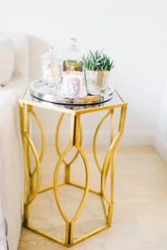 38 Glam Gold Accents And Accessories For Your Interior   DigsDigs Gold Accents And Accessories For Your Interior