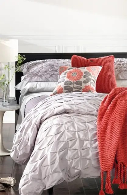 20/05/2021· pick a few bold colors to focus on (like green and purple) and a couple of easy neutrals (like white and beige) to balance the brighter choices. 30 Grey And Coral Home Décor Ideas - DigsDigs