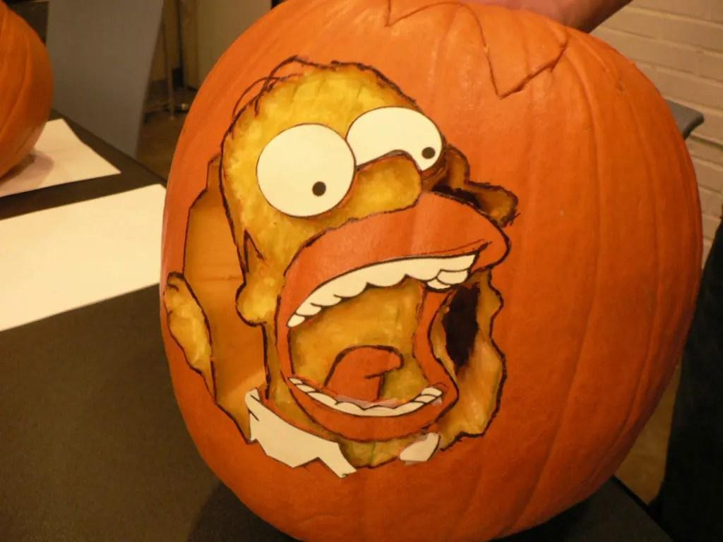 125 Halloween Pumpkin Carving Ideas