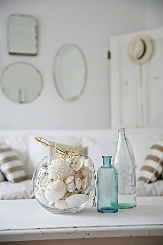 How To Decorate With Seashells 37 Inspiring Ideas DigsDigs