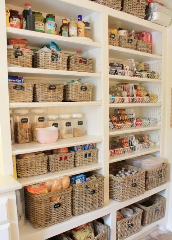How To Organize Your Pantry 35 Easy And Smart Ideas