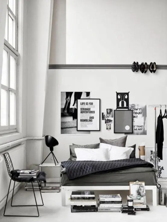 33 Industrial Bedroom Designs That Inspire Digsdigs