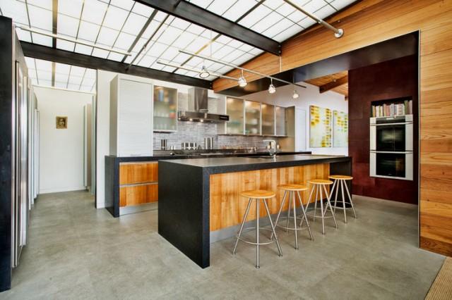 title | Industrial Kitchen Design