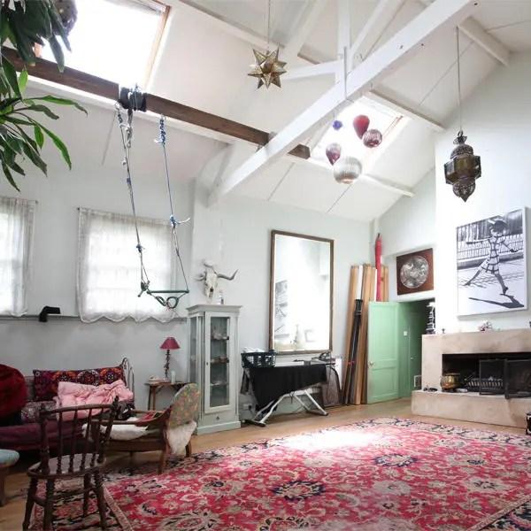 51 Inspiring Bohemian Living Room Designs | DigsDigs on Bohemian Living Room Decor Ideas  id=85284