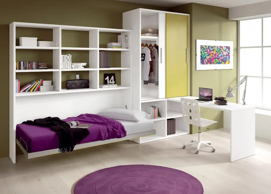 40 Cool Kids And Teen Room Design Ideas From Asdara | DigsDigs on Rooms For Teenagers  id=32926