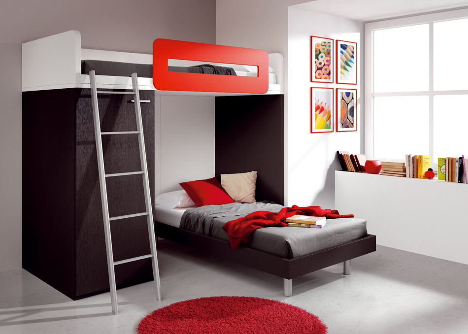 40 Cool Kids And Teen Room Design Ideas From Asdara | DigsDigs on Rooms For Teenagers  id=42719