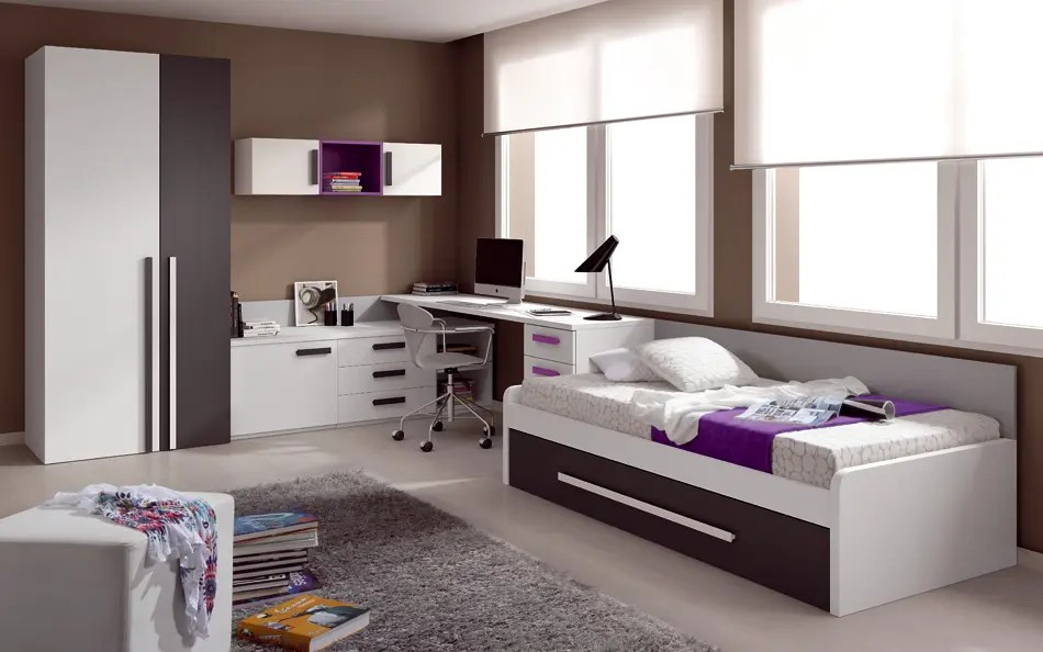 40 Cool Kids And Teen Room Design Ideas From Asdara | DigsDigs on Rooms For Teenagers  id=50897