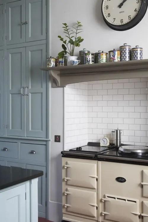 Kitchen Designed In Modern Victorian Style DigsDigs