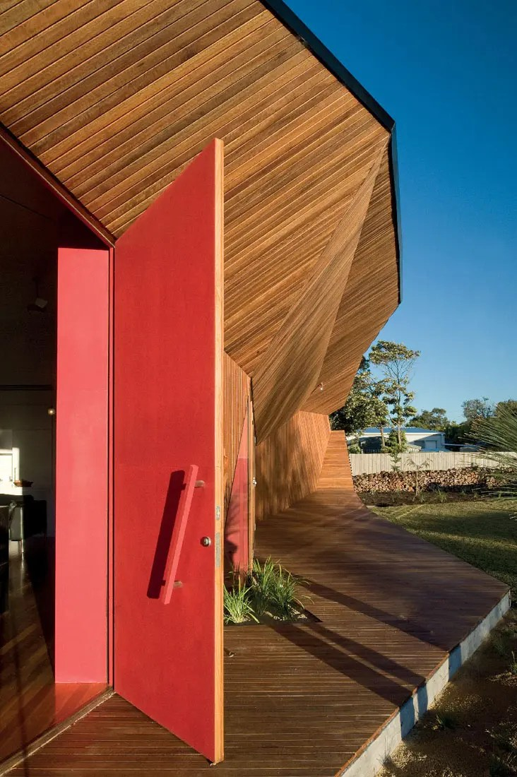 Letterbox House - DigsDigs on Modern:szae7Exnfpq= Amazing Houses  id=88087