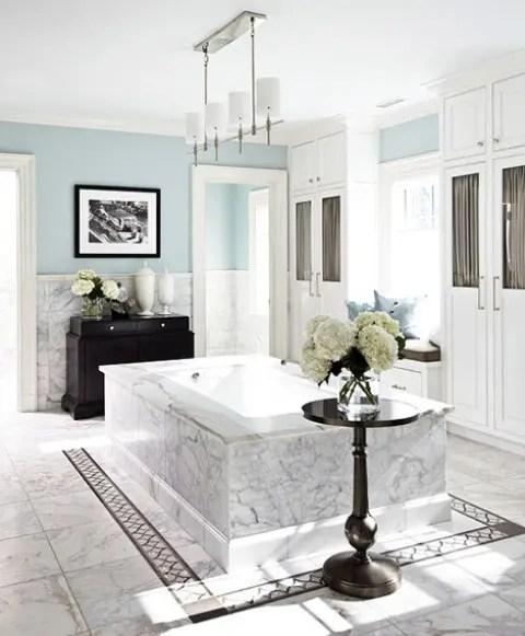 48 Luxurious Marble Bathroom Designs DigsDigs