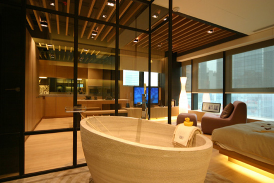 Luxury Hong Kong Apartment Design By Philip Liao Digsdigs