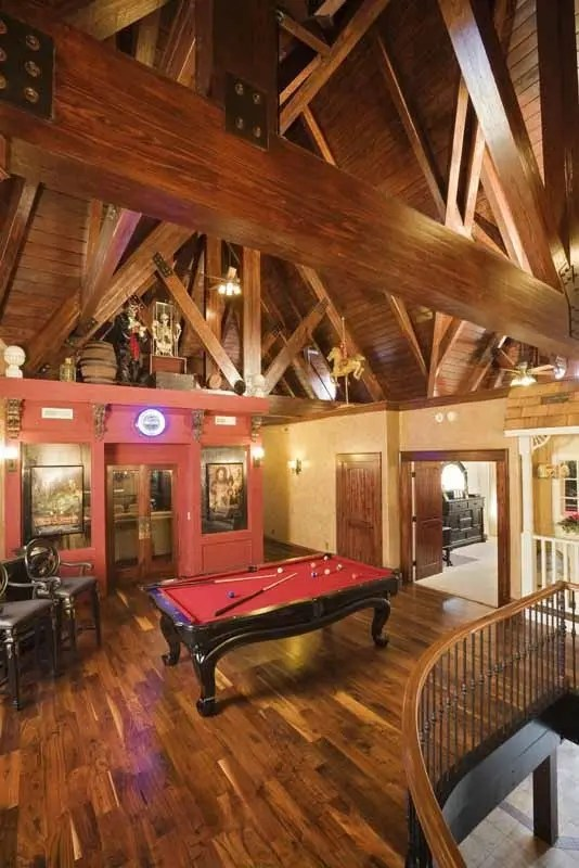 After all, the area will be used for playing games. 77 Masculine Game Room Design Ideas - DigsDigs