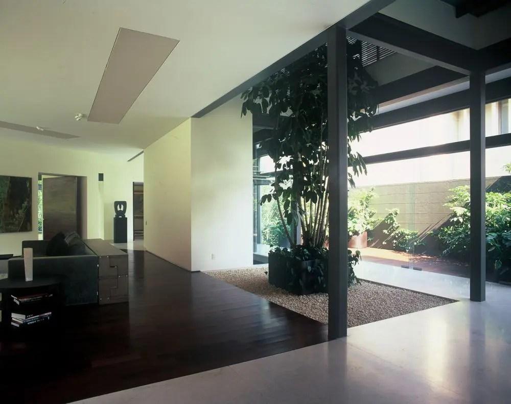 Modern Uban House with Limestone Walls - BA House - DigsDigs on Modern:szae7Exnfpq= Amazing Houses  id=25599