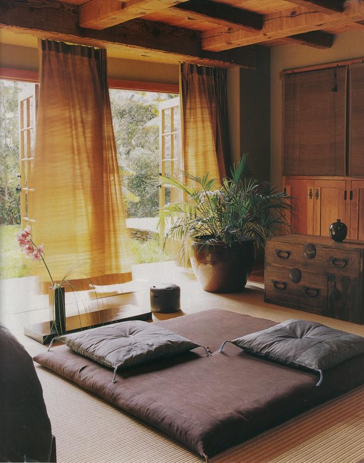 33 Minimalist Meditation Room Design Ideas | DigsDigs on Room Decorations  id=85997