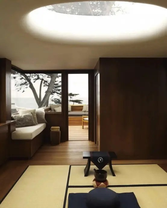 Create the bedroom of your dreams with the decorating ideas in this article. 33 Minimalist Meditation Room Design Ideas - DigsDigs