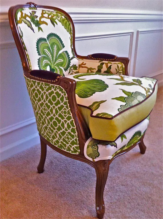 Enliven Your Interior 27 Mixed Upholstery Furniture