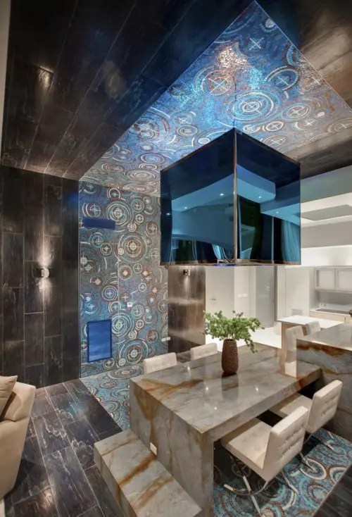 Extremely Modern And Cool Apartment Interior Design DigsDigs