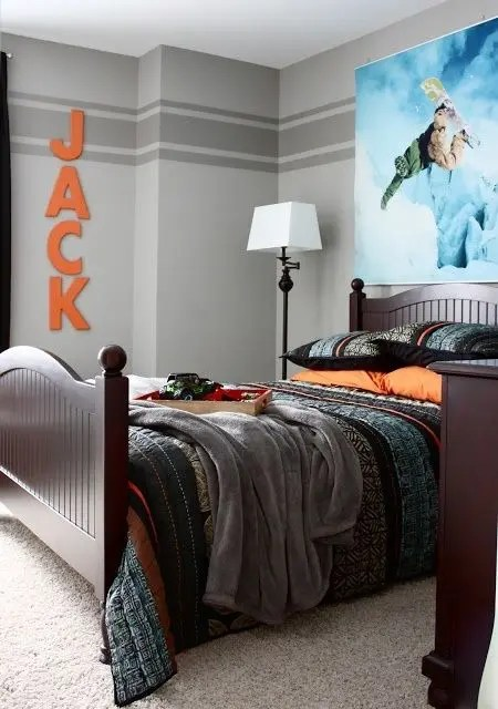 55 Modern And Stylish Teen Boys' Room Designs - DigsDigs on Teenage Boy Room  id=83026