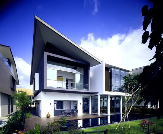 Modern House At Sentosa Cove