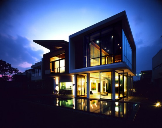 Modern House at Small Area in Sentosa Cove - DigsDigs on Modern:szae7Exnfpq= Amazing Houses  id=41574