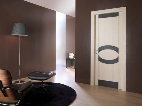 Modern Interior Doors from Toscocornici Design - DigsDigs
