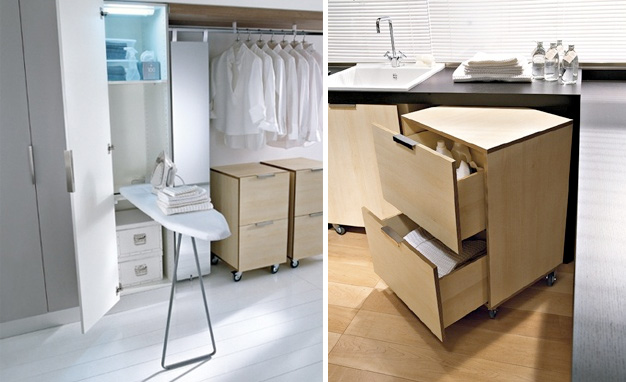 Modern Laundry Room Design And Furniture From Idea Group DigsDigs