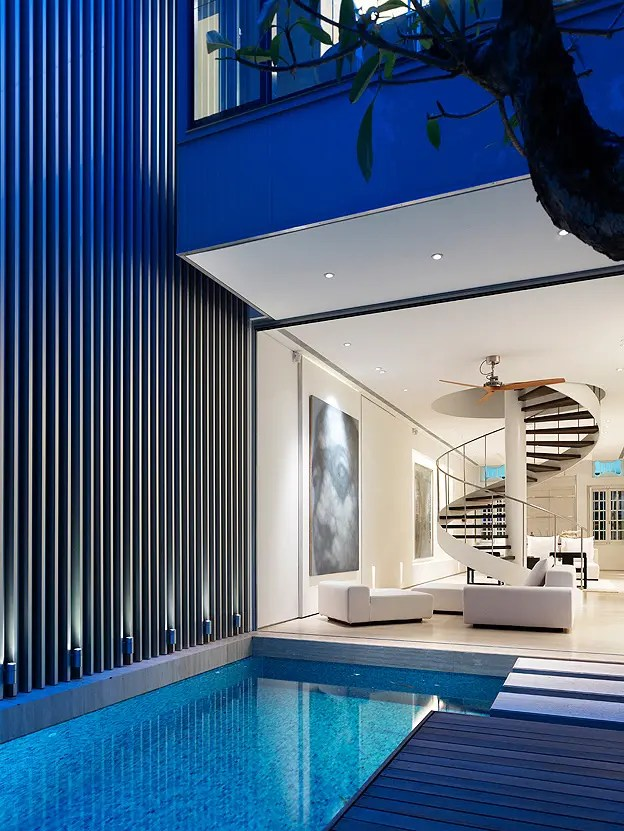 Modern Minimalist House Design in Singapore by Ong & Ong ...