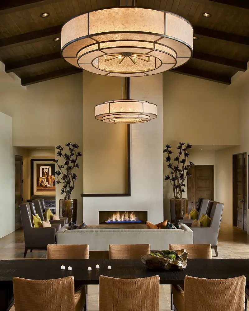 Modern Spanish - Traditional Interior Design by Ownby ...
