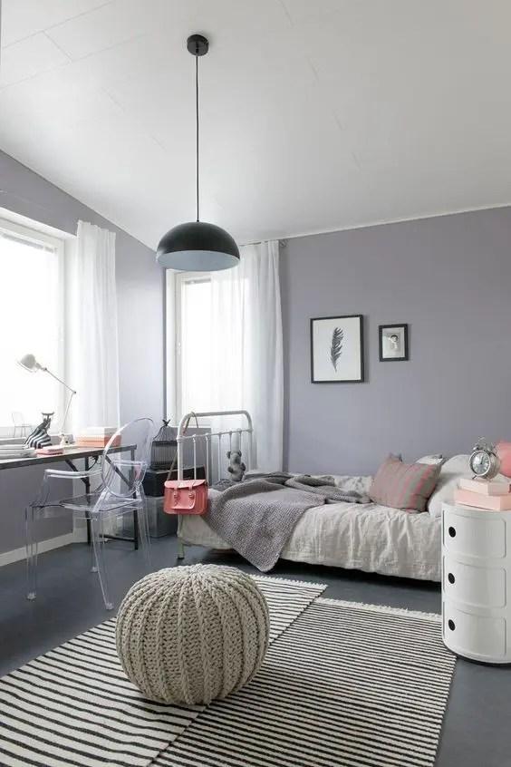 30 Modern Teen Girl Bedrooms That Wow - DigsDigs