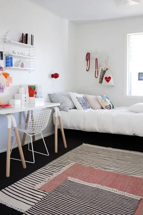 There are many ways to decorate. 30 Modern Teen Girl Bedrooms That Wow - DigsDigs