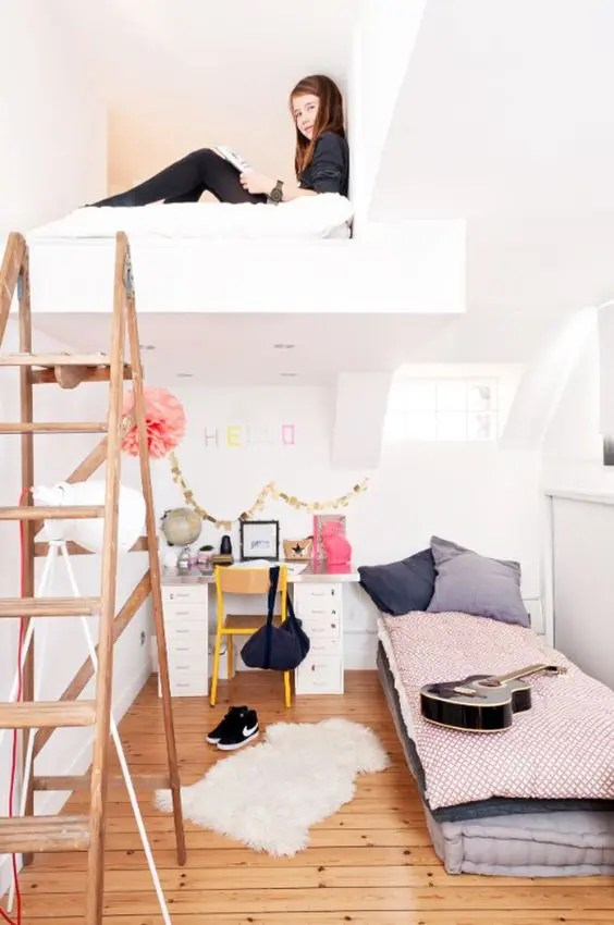 30 Modern Teen Girl Bedrooms That Wow Digsdigs