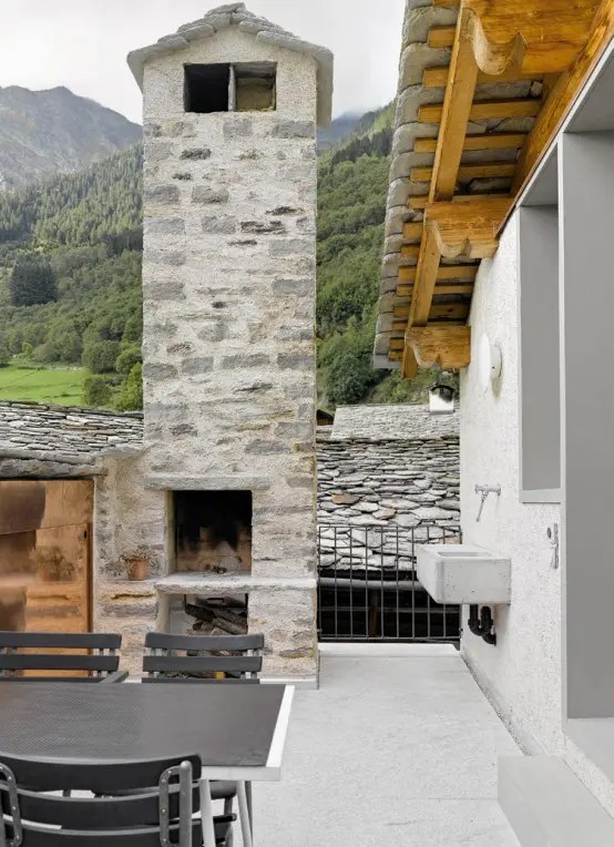 Old House Where Rustic Meet Modern Design By Formzone