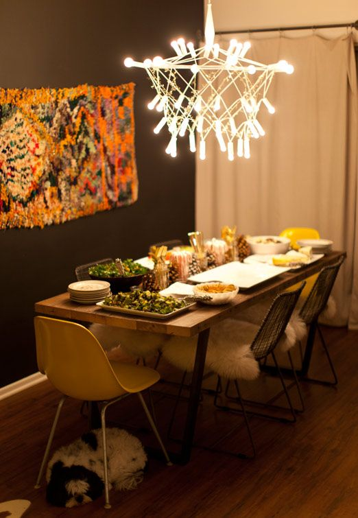 58 Original Boho Chic Dining Room Designs Digsdigs