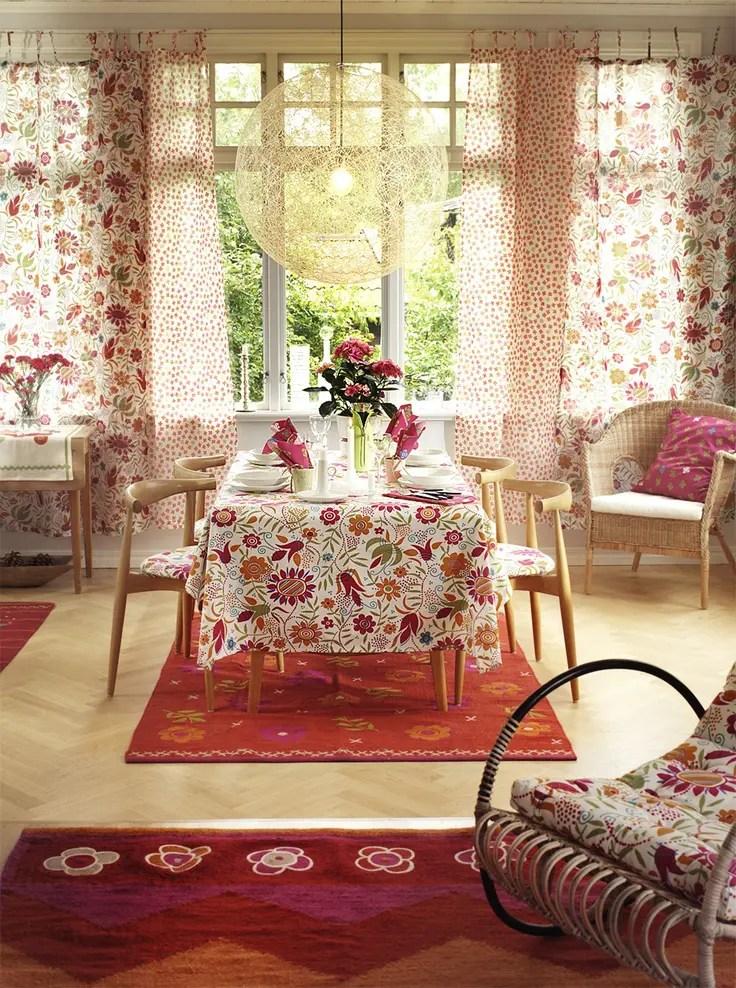 39 Original Boho Chic Dining Room Designs   DigsDigs on Teenage:rfnoincytf8= Room Designs  id=18269