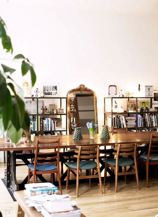 Kitchen And Dining Room Decorating Ideas